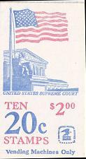 Buy USA [Markenheft] MiNr 0105 ( **/mnh ) 1982 Flagge