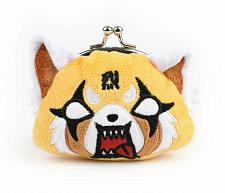Buy New Hello Kitty Aggretsuko Clasp Coin Pouch Rage Free Shipping
