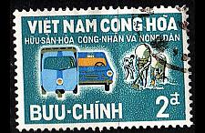 Buy VIETNAM SÜD SOUTH [1968] MiNr 0409 ( O/used ) Autos