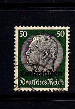 Buy GERMANY REICH Besetzung [Lothringen] MiNr 0013 ( O/used )