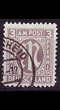 Buy GERMANY Alliiert AmBri [1945] MiNr 0017 a D ( O/used )