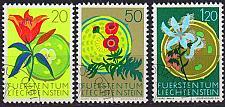 Buy LIECHTENSTEIN [1970] MiNr 0521 ex ( O/used ) [01] Blumen