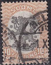 Buy FINLAND SOUMI [1917] MiNr 0093 A ( O/used )