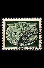 Buy GERMANY REICH GenGouv [Dienst] MiNr 0019 ( O/used )