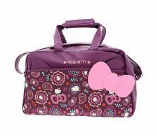 Buy New Hello Kitty Hello Kitty Overnight Bag Paisley DufFree Shipping
