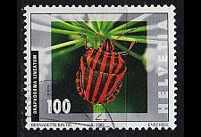 Buy SCHWEIZ SWITZERLAND [2002] MiNr 1805 ( O/used ) Tiere