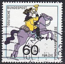 Buy GERMANY BUND [1989] MiNr 1437 ( O/used ) Post