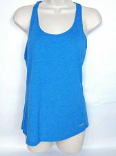 Buy Avia Women's Racerback Tank Top Small Solid Blue Athletic Sleeveless