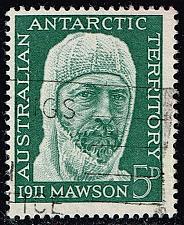 Buy Australia #L7 Sir Douglas Mawson; Used (0.40) (2Stars) |AUSL007-06XBC