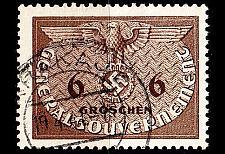 Buy GERMANY REICH GenGouv [Dienst] MiNr 0001 ( O/used )