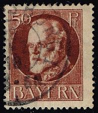 Buy Germany-Bavaria #106 King Ludwig III; Used (2.00) (1Stars) |BAY106-01XBC