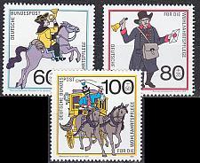 Buy GERMANY BUND [1989] MiNr 1437-39 ( **/mnh ) Post