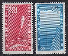 Buy GERMANY DDR [1958] MiNr 0616-17 ( **/mnh ) Raumfahrt