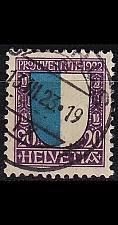 Buy SCHWEIZ SWITZERLAND [1922] MiNr 0177 ( O/used ) Pro Juventute