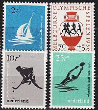 Buy NIEDERLANDE NETHERLANDS [1956] MiNr 0678 ex ( **/mnh ) [01] Olympiade