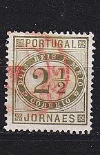 Buy PORTUGAL [1887] MiNr 0065 zd ( O/used )