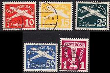 Buy GERMANY REICH Danzig [1935] MiNr 0251-55 ( OO/used ) [01]