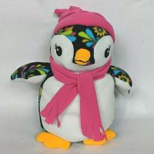 Buy ABC Bakers Girl Scout Penguin Scarf Hat Plush Stuffed Animal 2011-2012 11""