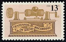 Buy US #1705 Sound Recording; MNH (0.25) (4Stars) |USA1705-08