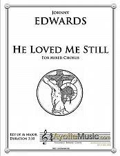 Buy Edwards II - He Loved me Still