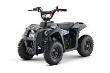 Buy Kids Gas Powered Four Wheeler White 4 Stroke 40CC Ride On Mini Quad ATV Outdoor