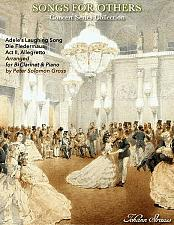 Buy Mozart - Adagio from the Linz Symphony for Clarinet and Piano