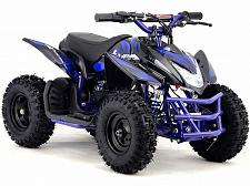 Buy 24V Blue Electric Battery Four Wheeler Boys Girls Kids Mini ATV Dirt Bike Titan