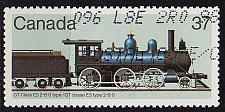 Buy KANADA CANADA [1984] MiNr 0933 ( O/used ) Eisenbahn