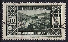 Buy LIBANON LEBANON LIBAN [1930] MiNr 0181 ( O/used )