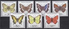 Buy GERMANY BUND [1991] MiNr 1512-19 ( **/mnh ) Schmetterlinge
