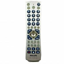 Buy Genuine Philips Universal TV VCR Remote Control CL034 Tested Works