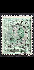 Buy NIEDERLANDE NETHERLANDS [1872] MiNr 0024 D ( O/used )