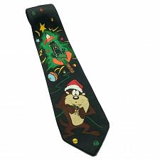 Buy Looney Tunes Funny Christmas Tree Lights Ornaments Taz Daffy Duck Necktie