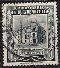 Buy VENEZUELA [1953] MiNr 0960 ( O/used ) Architektur