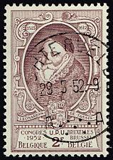 Buy Belgium #437 Baron Leonard I; Used (3Stars) |BEL0437-01XRP