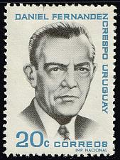 Buy Uruguay **U-Pick** Stamp Stop Box #159 Item 03 |USS159-03