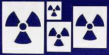 Buy Radiation 4 Piece Stencil Set 14 Mil - Painting/Crafts/Templates