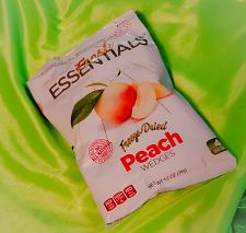 Buy Fresh Essentials Snacks Peach Wedges 1.oz 6 COUNT FACTORY SEALED