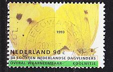 Buy NIEDERLANDE NETHERLANDS [1993] MiNr 1472 ( O/used ) Schmetterlinge