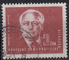 Buy GERMANY DDR [1950] MiNr 0254 ( OO/used ) [02]