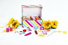 Buy kids teen girl beauty set birthday gift makeup cometic box Free Shipping