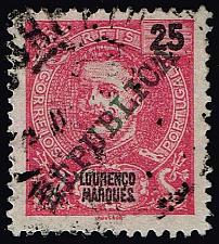 Buy Lourenco Marques #82 King Carlos; Used (3Stars) |LOU082-03XRS