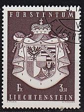 Buy LIECHTENSTEIN [1969] MiNr 0506 ( O/used ) Wappen