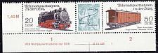 Buy GERMANY DDR [1983] MiNr 2792 WZd563 DV ( **/mnh ) Eisenbahn