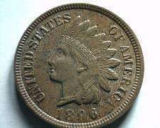 Buy 1896 S4 6/6 (w) INDIAN CENT PENNY NICE UNCIRCULATED NICE UNC. NICE ORIGINAL COIN