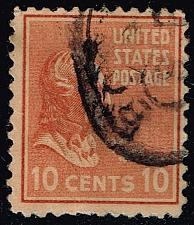 Buy US #815 John Tyler; Used (0.25) (1Stars) |USA0815-04XRS