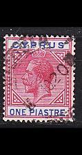 Buy ZYPERN CYPRUS [1912] MiNr 0061 a ( O/used )