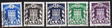 Buy GERMANY Saar [Dienst] MiNr 0033 ex ( O/used ) [01]