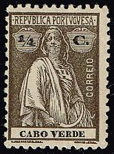 Buy Cape Verde #173 Ceres; Unused (2Stars) |CPV0173-03XRS