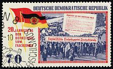 Buy Germany DDR #768 Political Demonstration; CTO (1Stars) |DDR0768-02